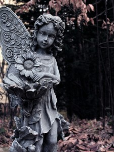 Fairy Goddess Statue - thanks to https://www.flickr.com/photos/crdot/ licensed under Creative Commons